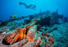 egypti punainenmeri sukellus Thistlegorm hylky
