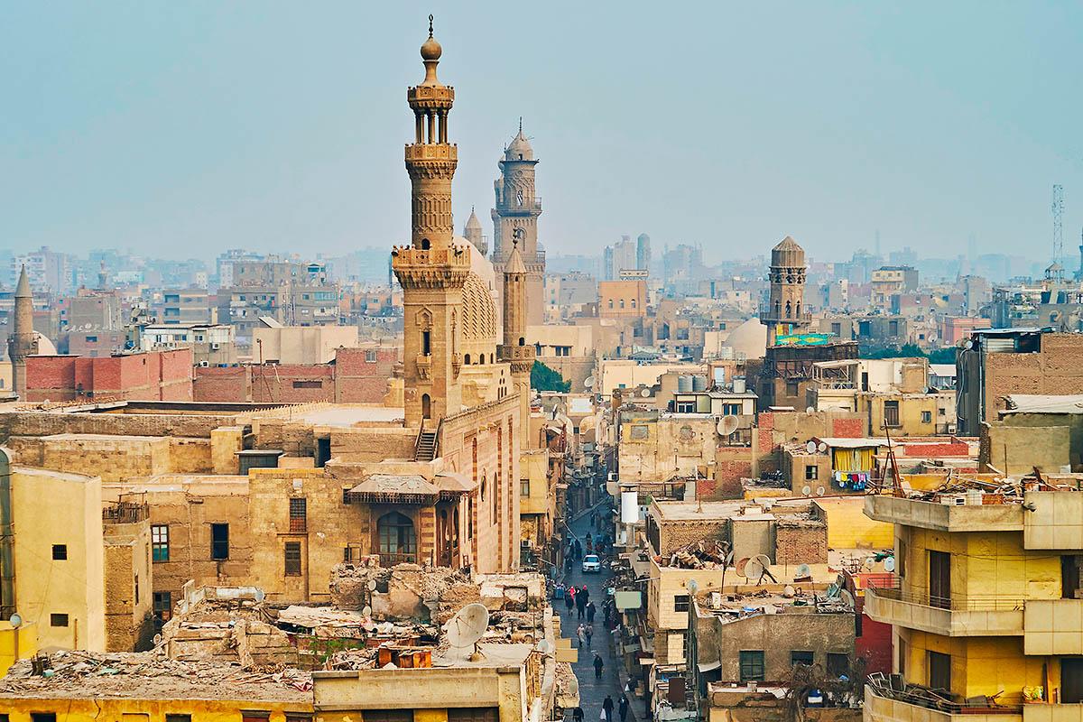 egypti kairo minareetti