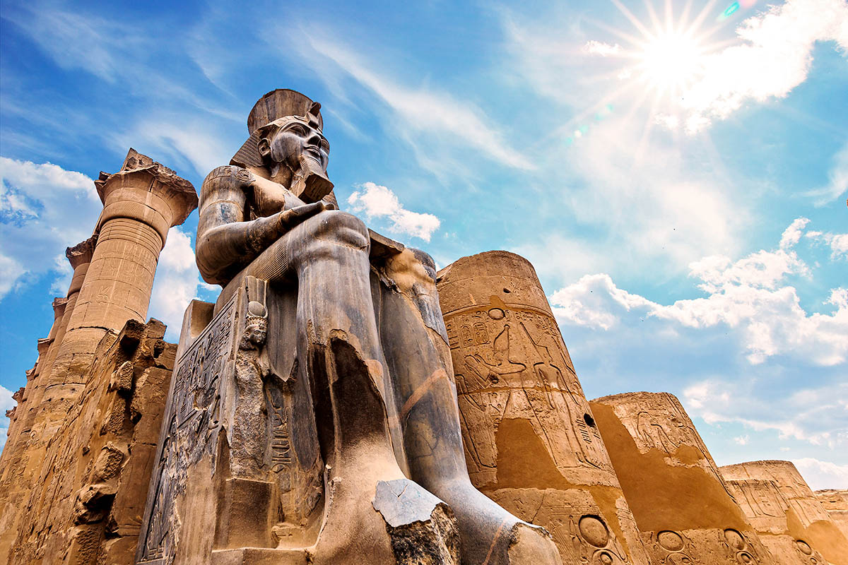 egypti temppeli karnak