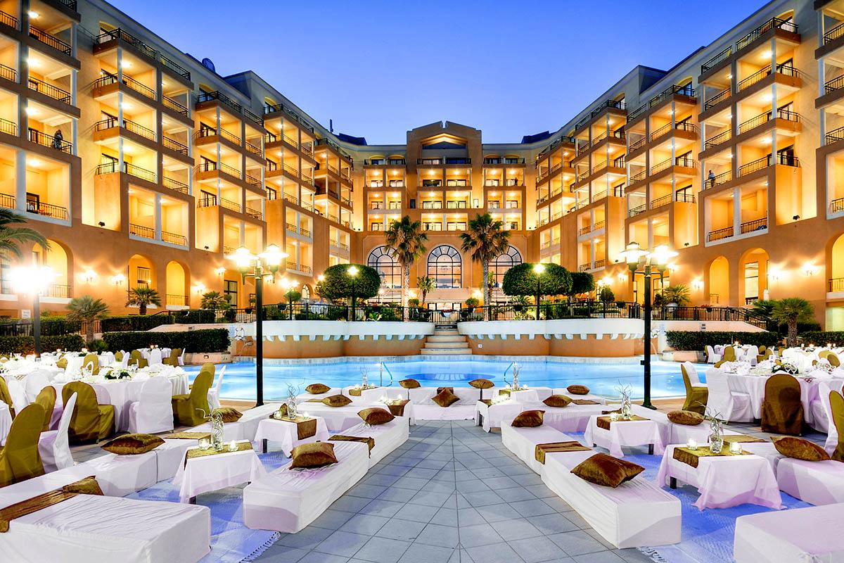 malta hotelli