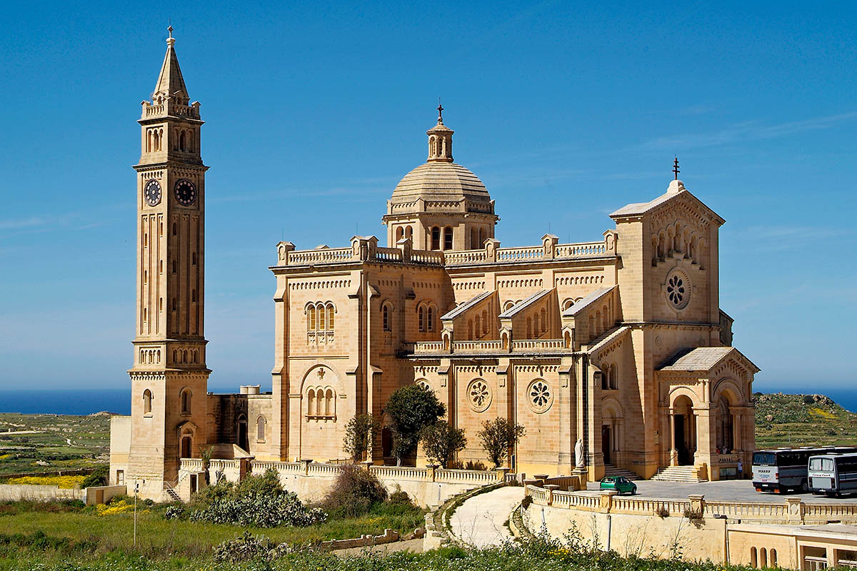 gozo kirkko