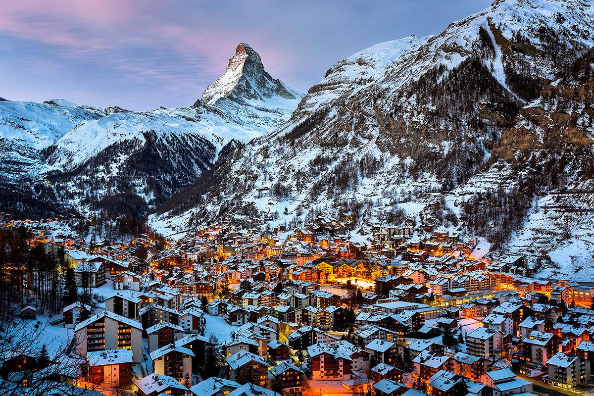 Sveitsin Parhaat Matkakohteet Kerran Elamassa