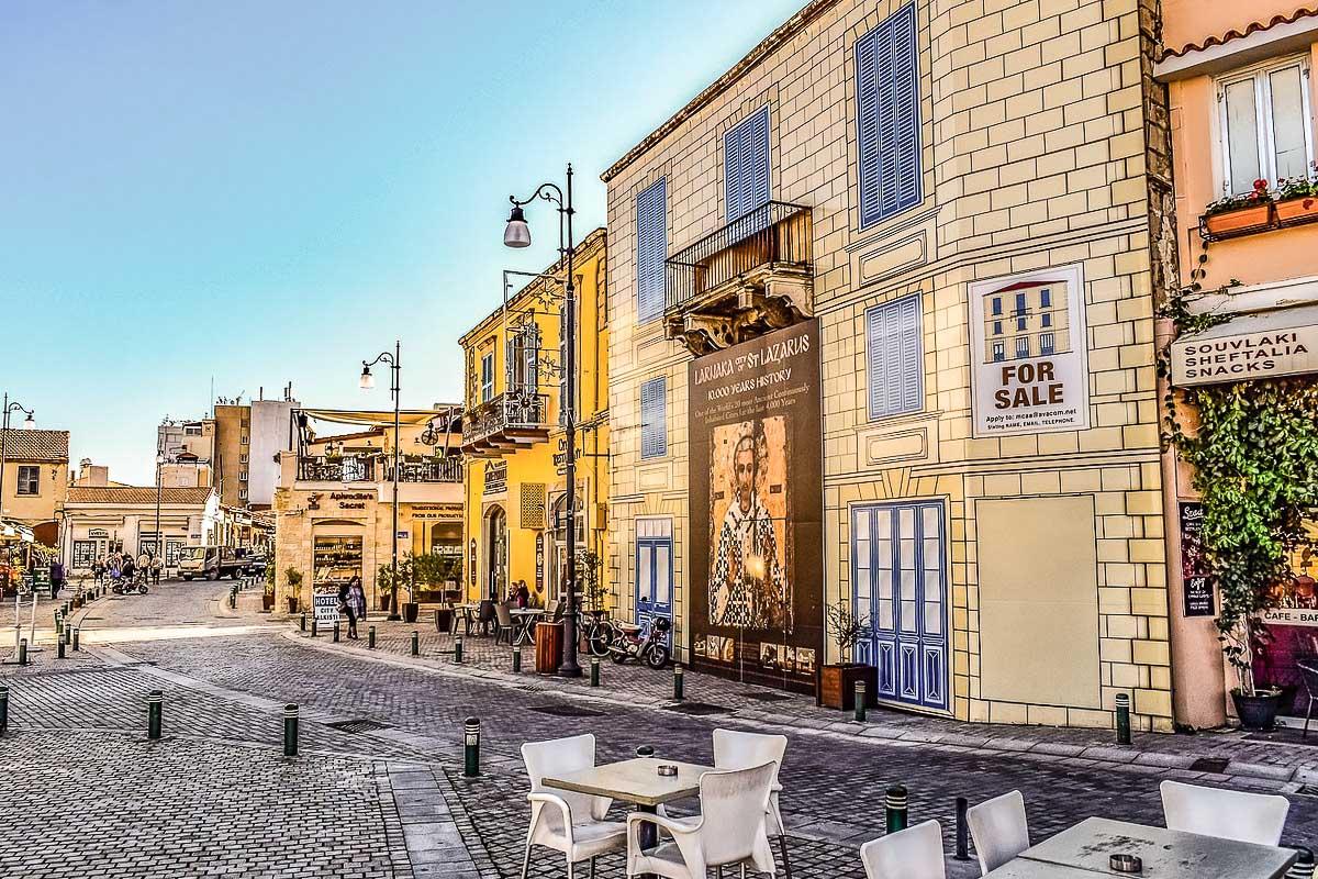 Larnaka Kypros