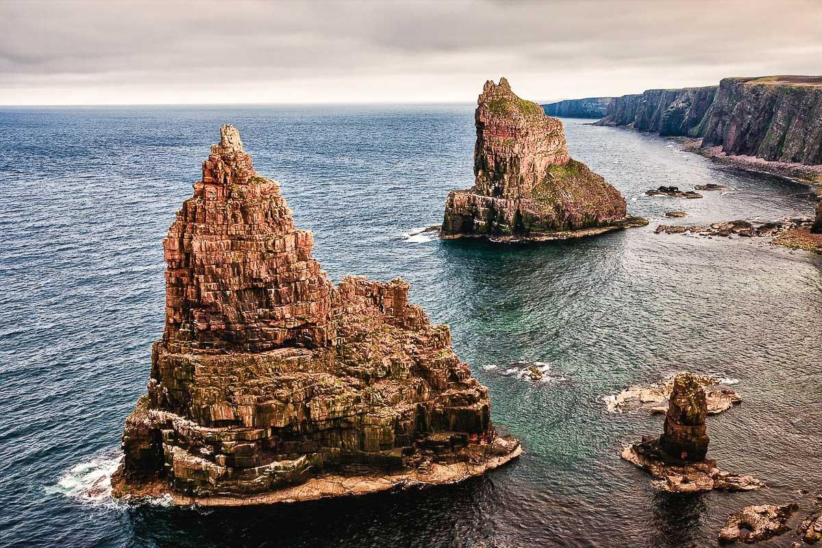 Pohjois-Skotlanti Duncansby