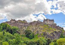 Edinburgh linna
