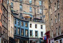 Edinburgh Harry Potter