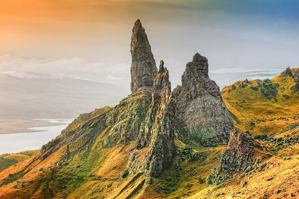Skotlannin Saari