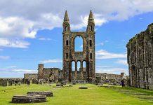 Skotlanti St Andrews