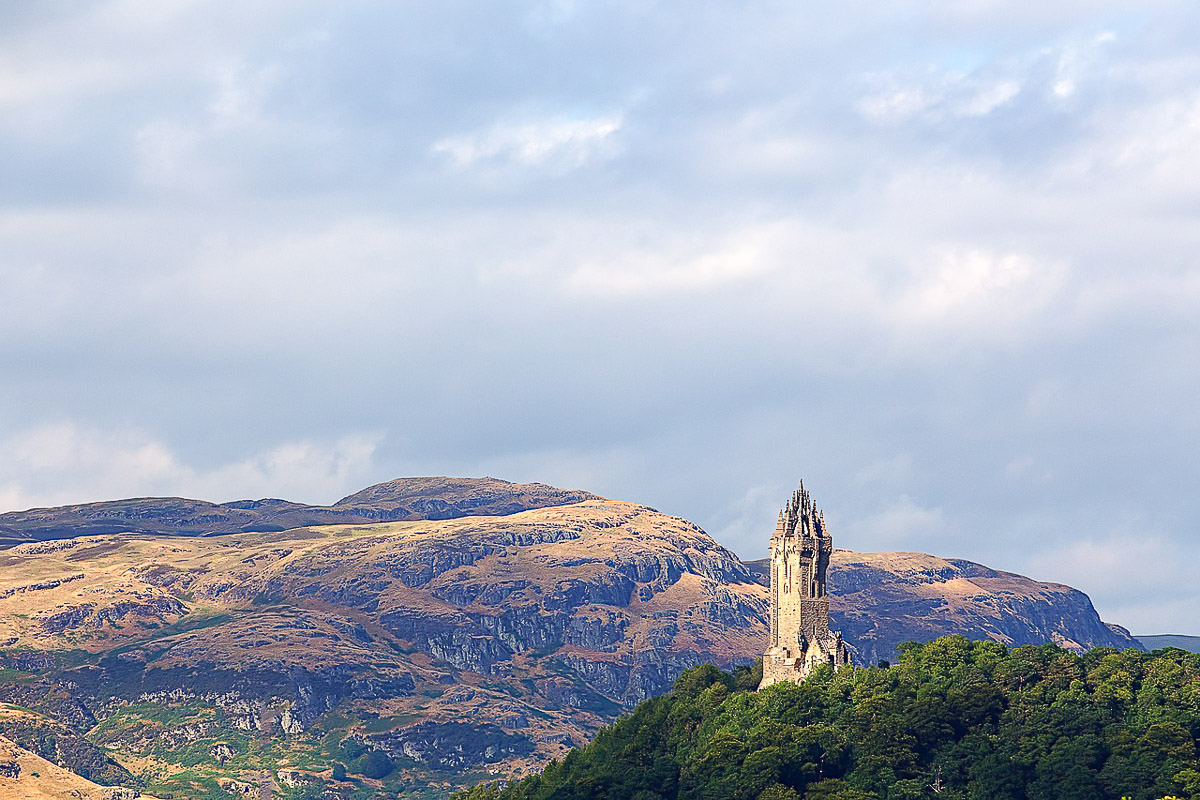 William Wallace monumentti Stirling