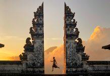 Bali instagram temppeli
