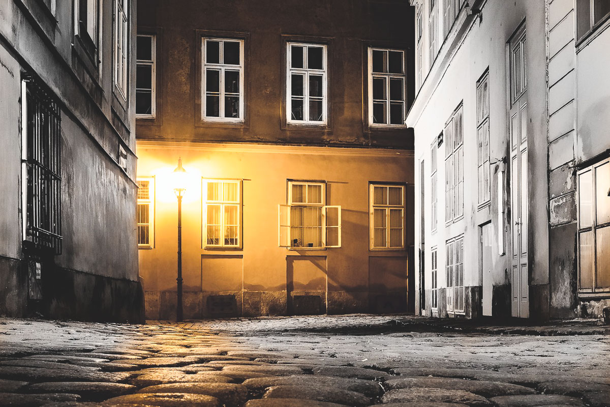 Wien kaupunginosat