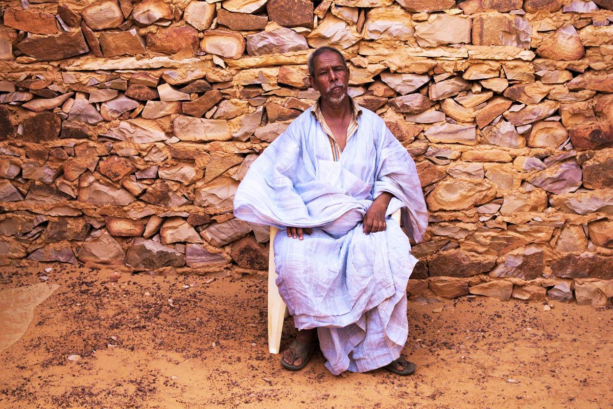Mauritania Chinguetti kirjasto