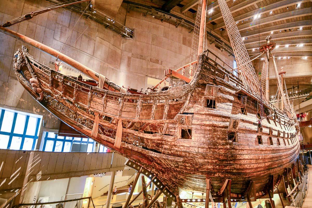 Wasa Ship Tukholma