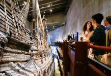 Wasa laiva Tukholma