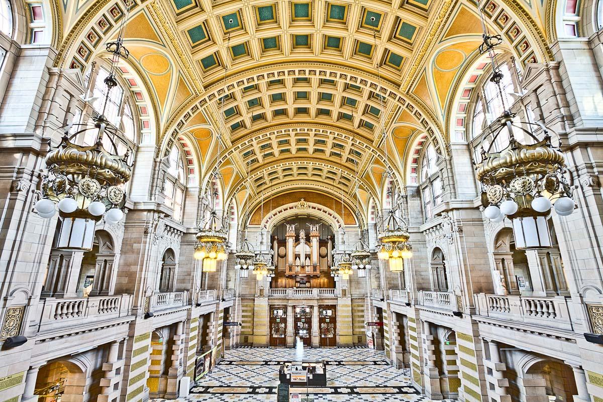 Glasgow museo Kelvingrove