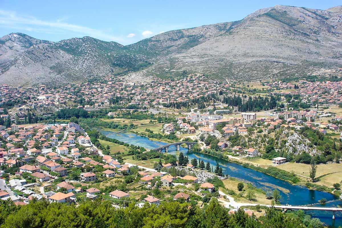 Trebinje Bosnia nähtävyydet