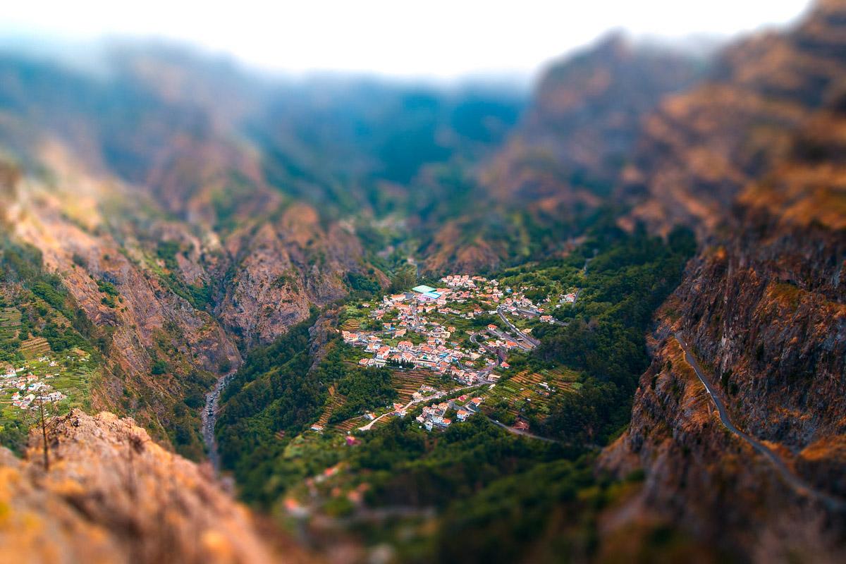 Curral das Freiras Madeira