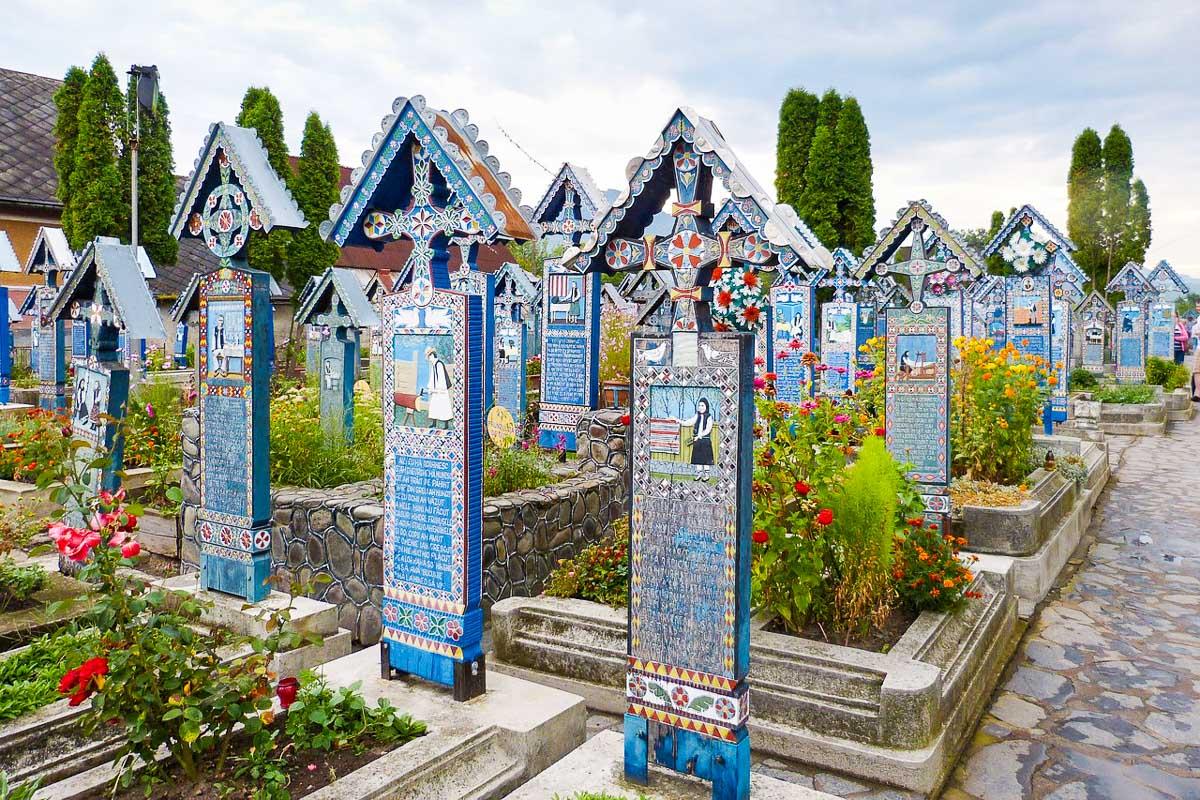 Maramures hautausmaa
