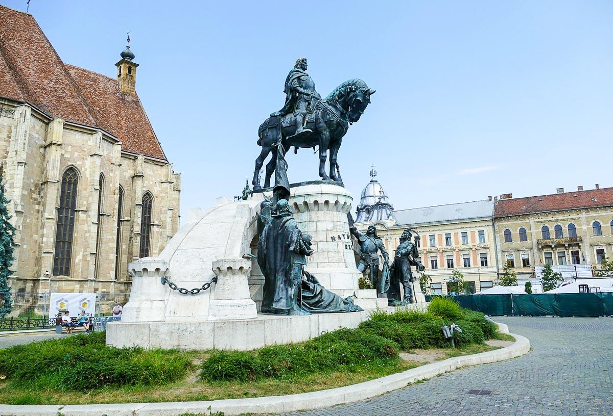 Cluj-Napoca Transilvania
