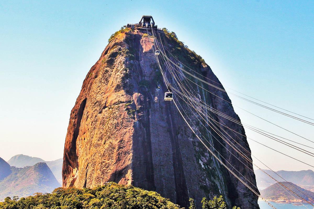 Rio de Janeiro nähtävyydet