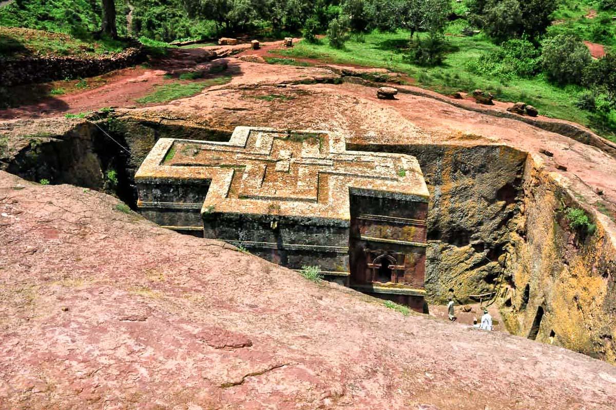 Etiopia Lalibela