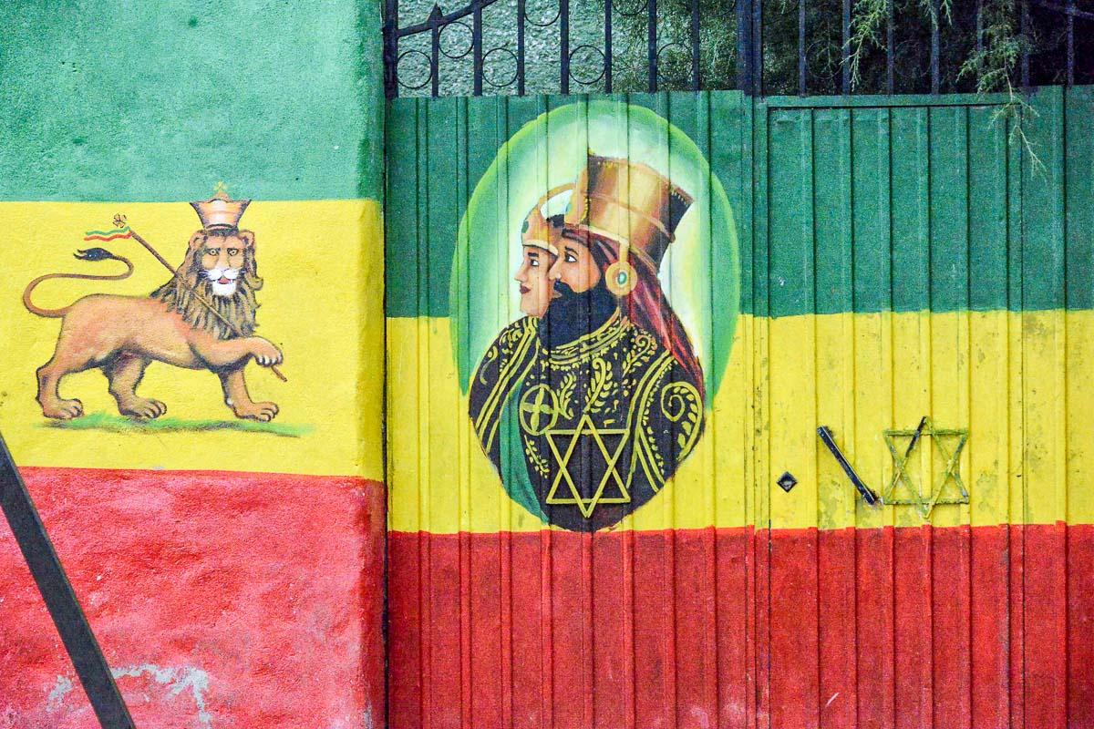 etiopia rastafarit