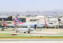 Los Angeles lentokenttä