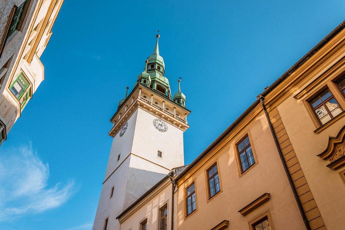 Brno vanha kaupungintalo