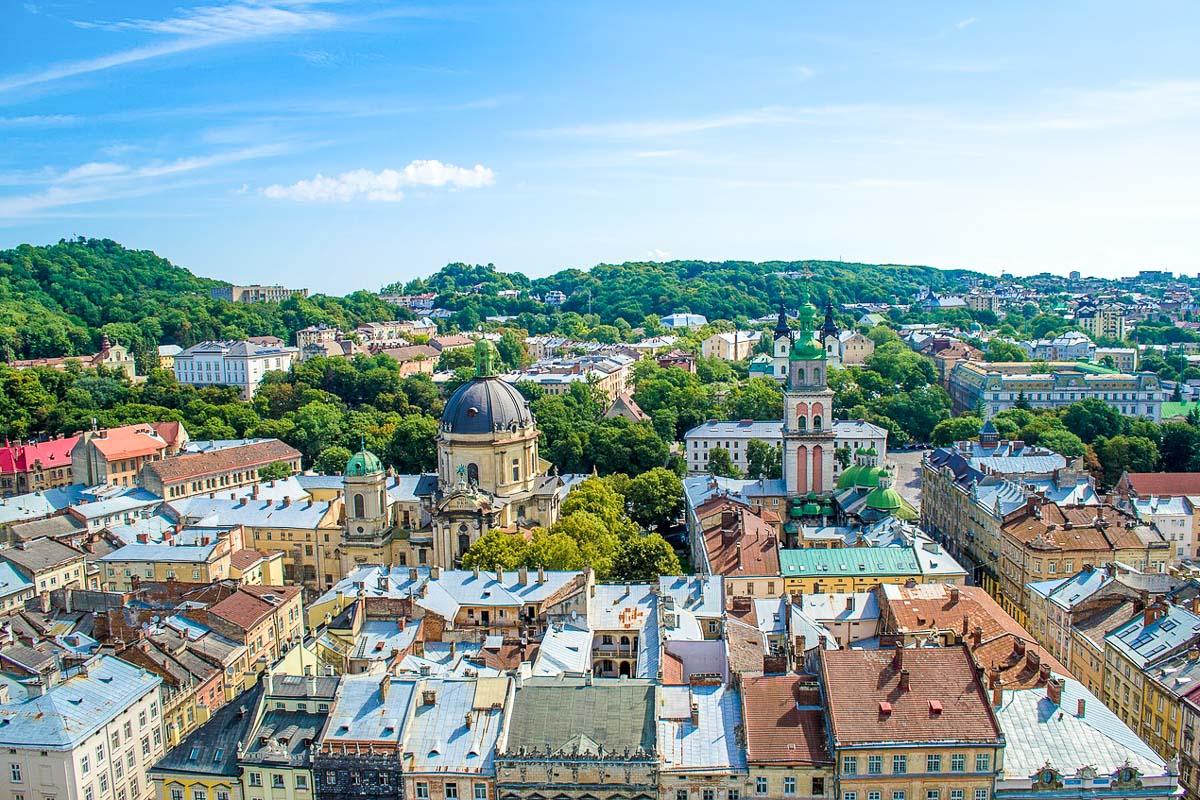Ukraina Lviv