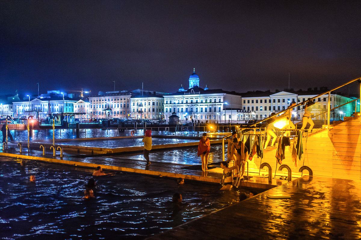 Allas Seapool Helsinki