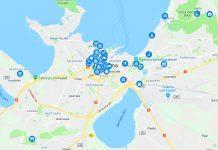 Tallinnan kartta