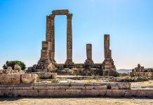 Amman Herkuleen temppeli