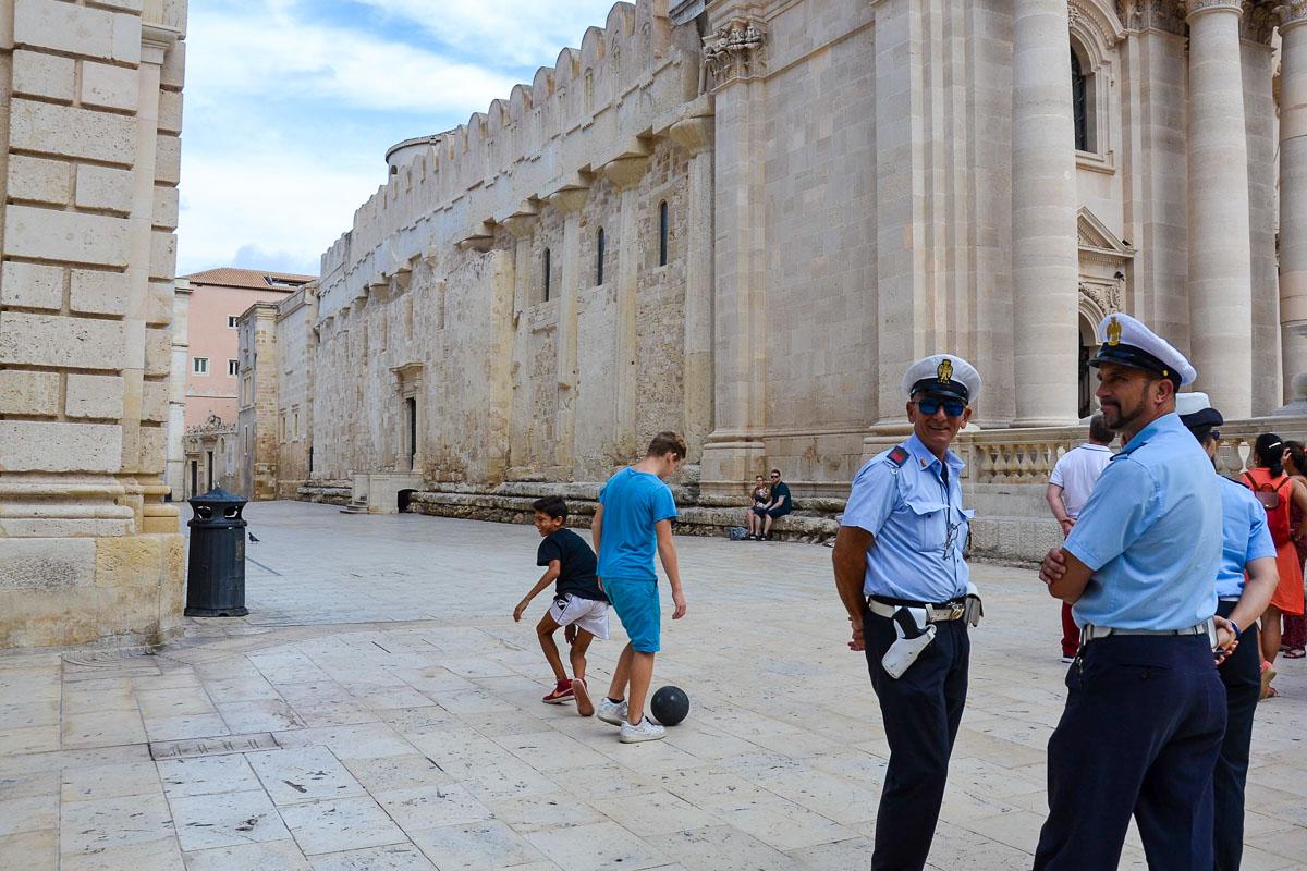 Syrakusan katedraali
