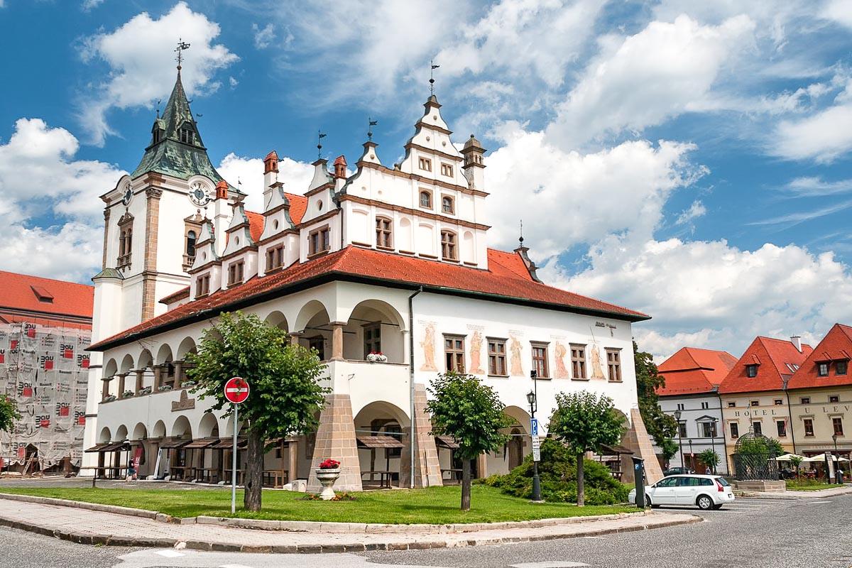 Levoča Slovakia