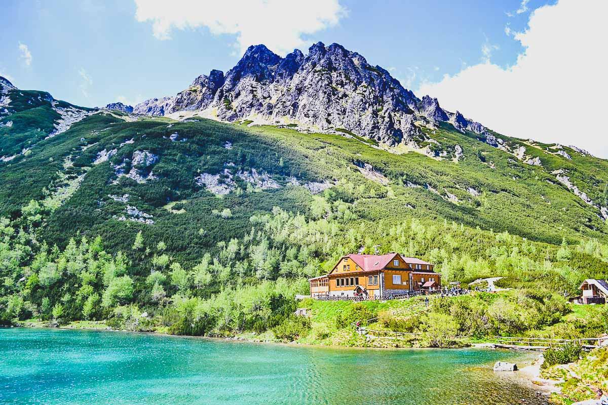 Slovakian Parhaat Matkakohteet Kerran Elamassa