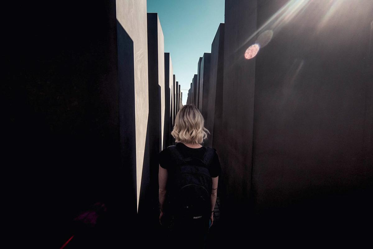 Holokaustin muistomerkki Berliini