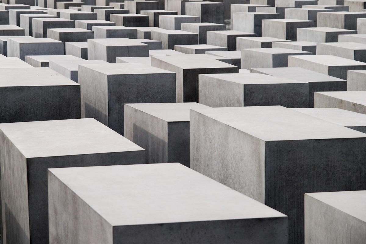 Holokaustimonumentti Berliini
