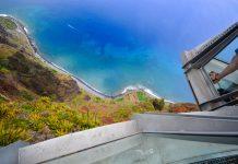 Madeira nähtävyydet Cabo Girao