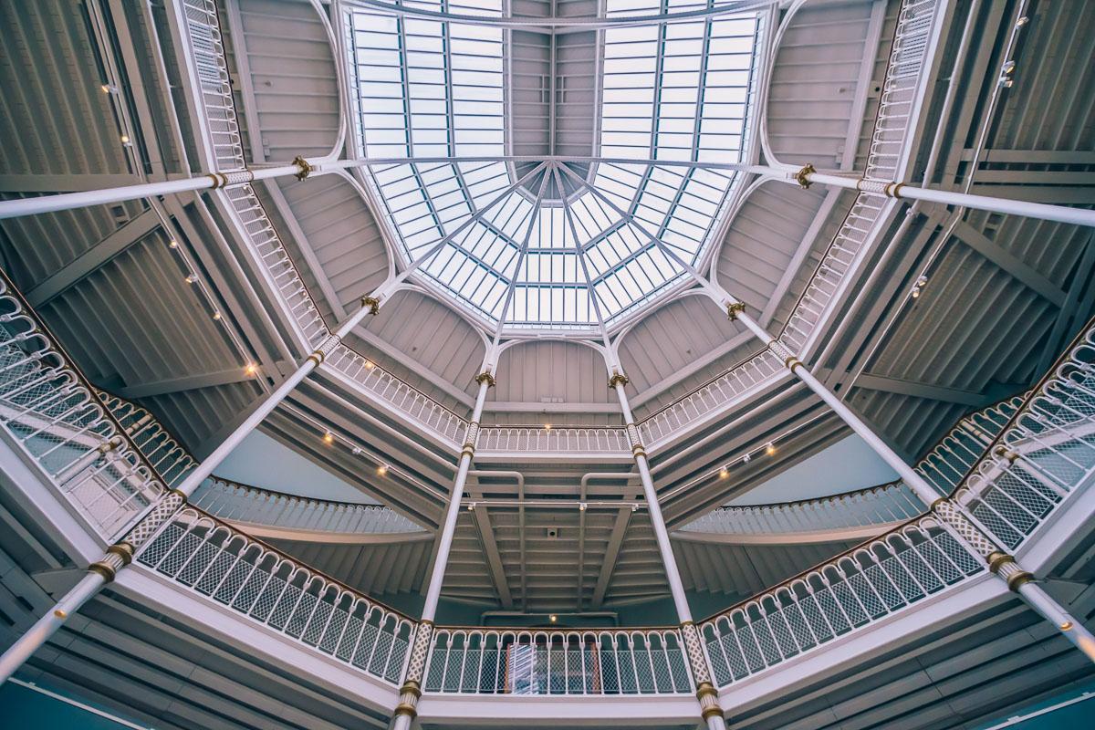 Skotlannin kansallismuseo Edinburgh