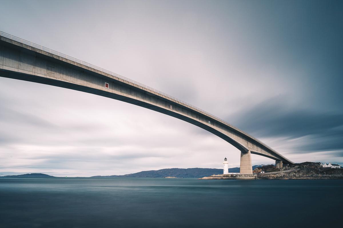 Isle of Skye silta