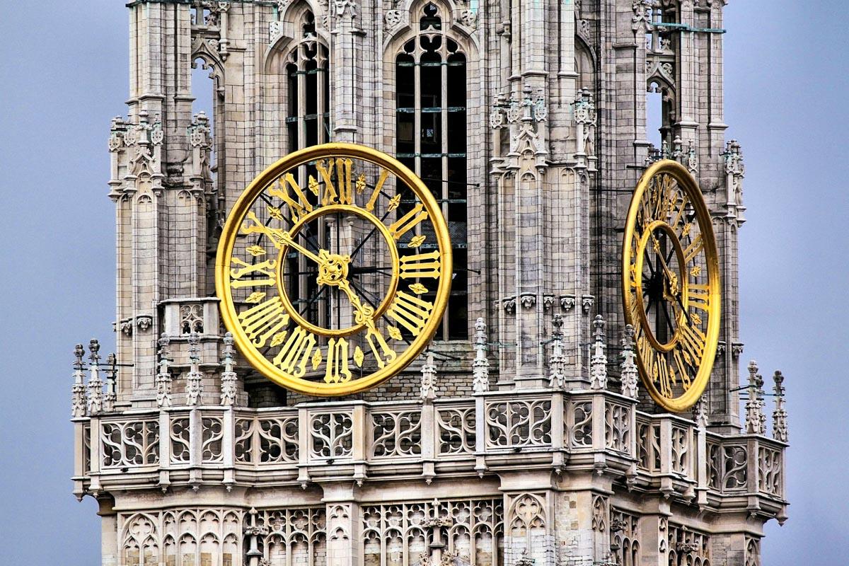 Antwerpen nähtävyydet