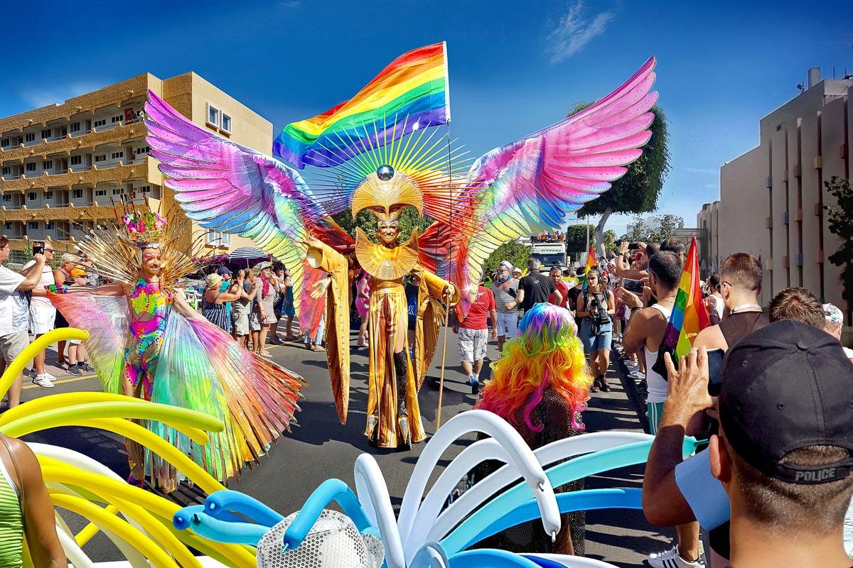 Playa del Ingles Gay Pride