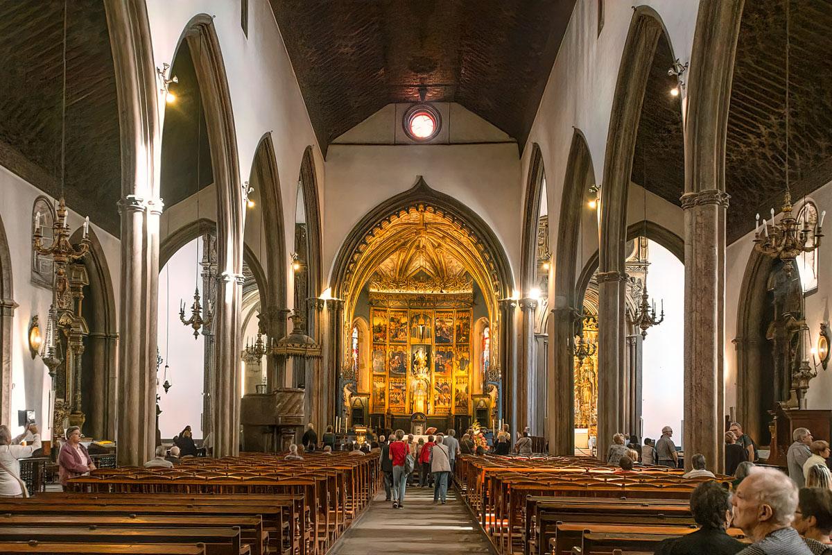 Funchal katedraali