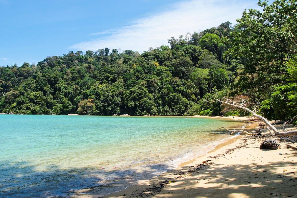 Pulau Tioman saari