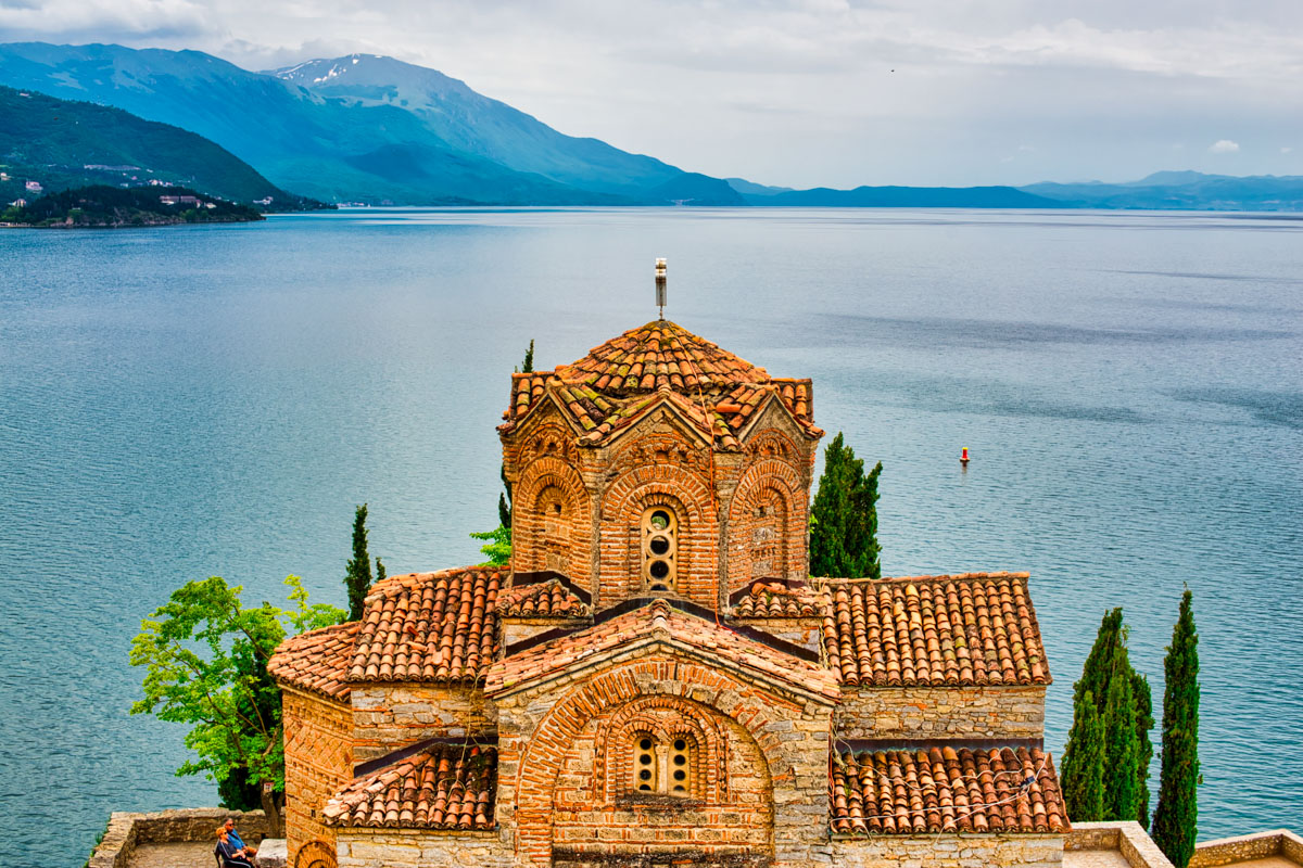 Ohrid Pohjois-Makedonia
