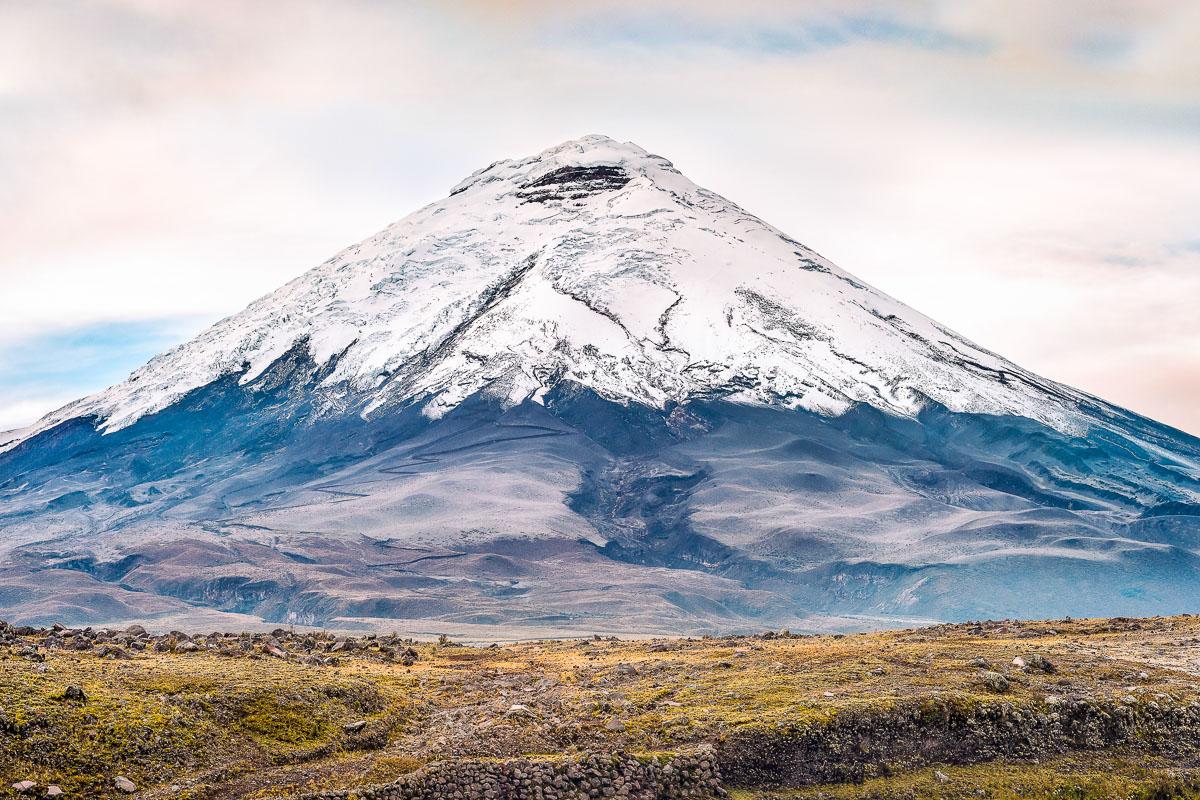 Cotopaxi tulivuori Ecuador