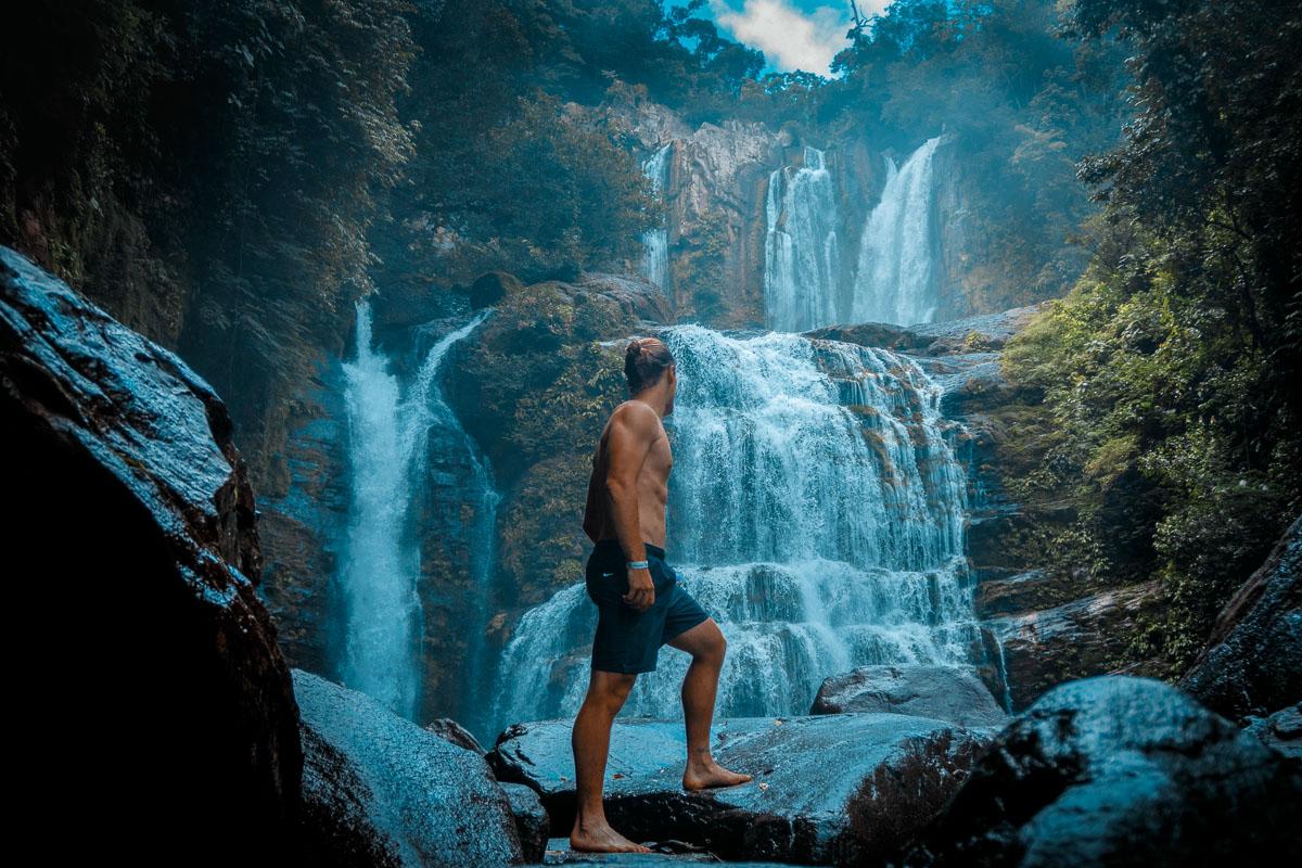 vesiputous Costa Rica