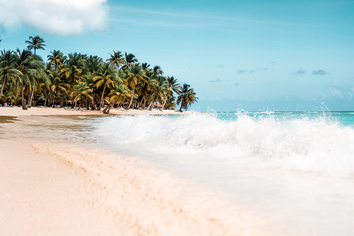 Saona saari Dominikaaninen tasavalta