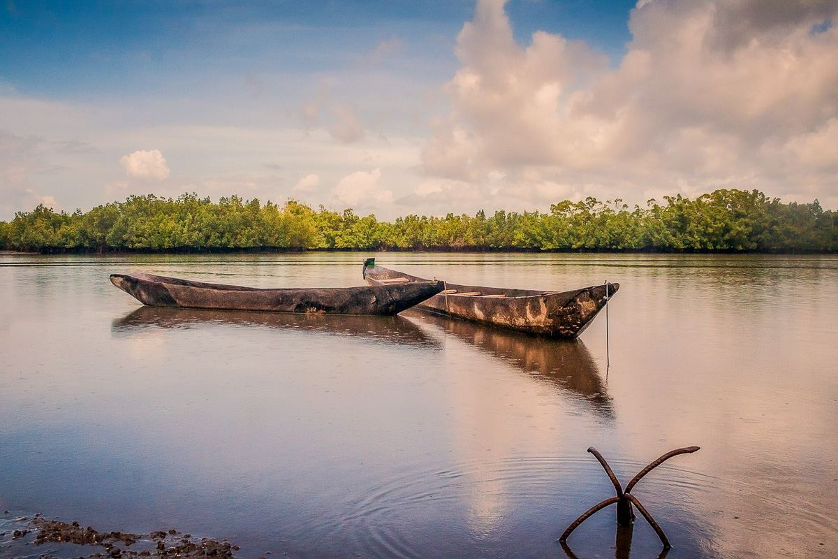 Gambiajoki pixabay