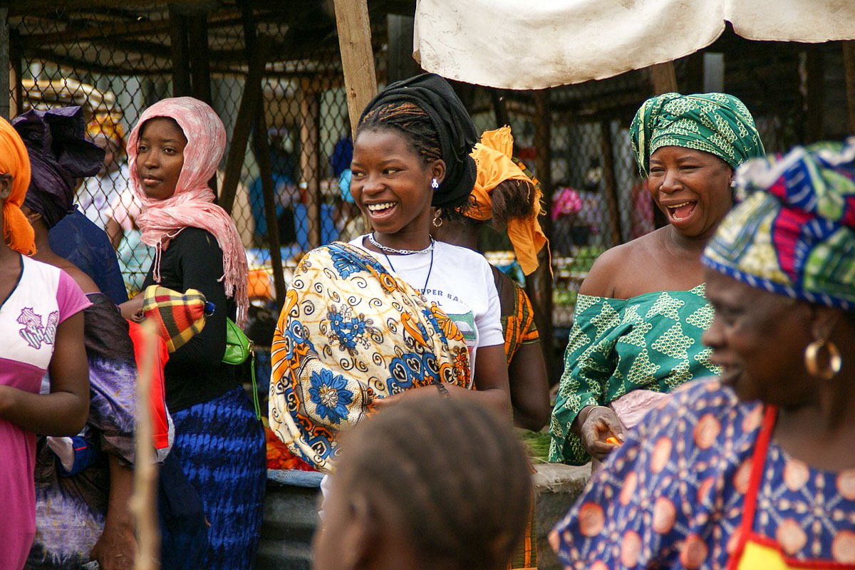 Gambia serekunda pixabay